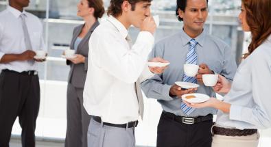 La pausa caffè migliora il rendimento e la produttività